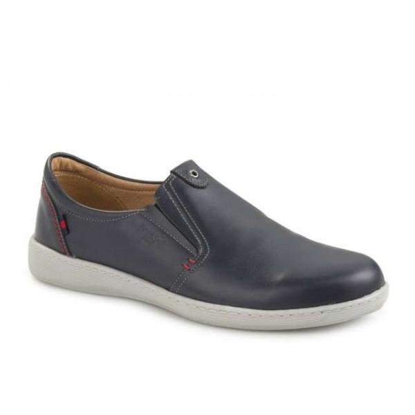 Ανδρικά Παπούτσια Boxer 21119 12-016 Μπλε Casual Μοκασίνια