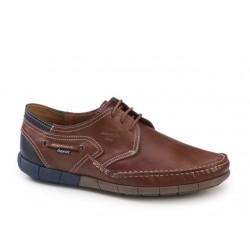 Ανδρικά Παπούτσια |Boxer 21146 14-119 Ταμπά | Boat Σκαρπίνια