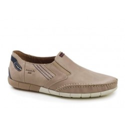 Ανδρικά Παπούτσια Boxer 21147 12-508 Γκρι Boat Μοκασίνια