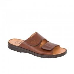 Ανδρικά Πέδιλα Boxer shoes 17195 14-119 Δερμάτινες Παντόφλες
