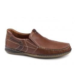 Ανατομικά  Ανδρικά Παπούτσια Boxer shoes air 21138 Boat Μοκασίνια