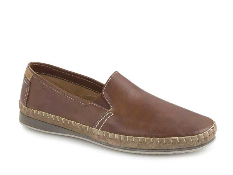 Ανδρικά Παπούτσια Boxer shoes 21123 14-119 Μοκασίνια