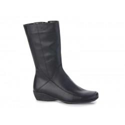 121c6aeb4f6 Boxer 52235 10-111 Μαύρες Γυναικείες Μπότες