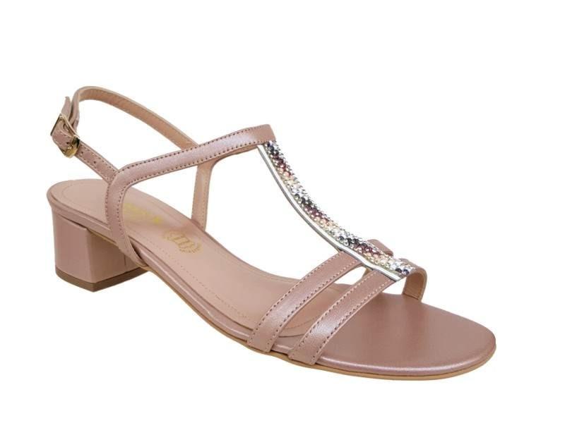 Γυναικεία Παπούτσια Boxer chic 59024 17-180 Δερμάτινα Πέδιλα