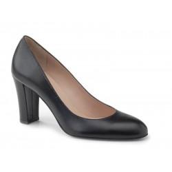 Γυναικεία Παπούτσια Boxer chic 59040 17-011 Μαύρες Δερμάτινα Γόβες