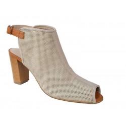 SAV 7007 Μπεζ Γυναικεία Παπούτσια