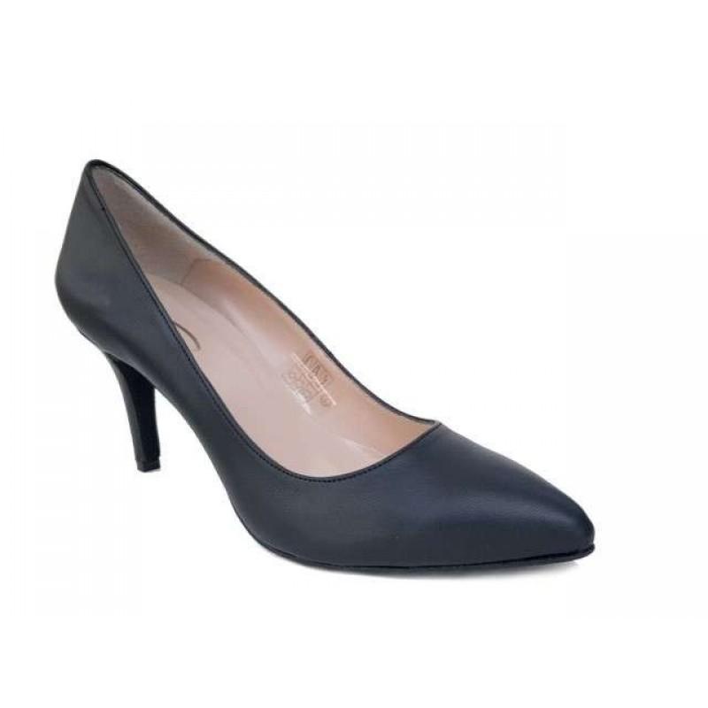 deb63a6052 -21% Δερμάτινα παπούτσια SAV 795 Μαύρες Γυναικείες Γόβες