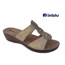 INBLU 08611 Άμμου Γυναικείες Παντόφλες