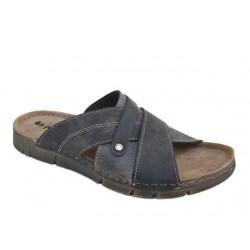 Παπούτσια INBLU 0502 Γκρι Ανδρικές Παντόφλες