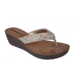 Παπούτσια INBLU GMASOO07 Sand Γυναικείες Παντόφλες