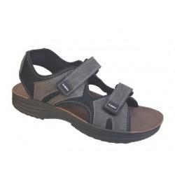 Παπούτσια INBLU RY32DN45 Grey Ανδρικα Πέδιλα