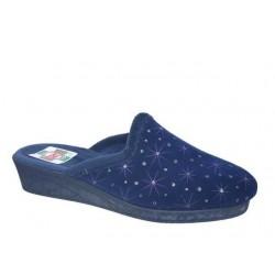 Παπούτσια Kokis 3006 Μπλε Γυναικείες Παντόφλες