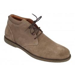Ανδρικά Παπούτσια Kricket 1500 Χακί Καστόρι - Ανδρικά Μποτάκια