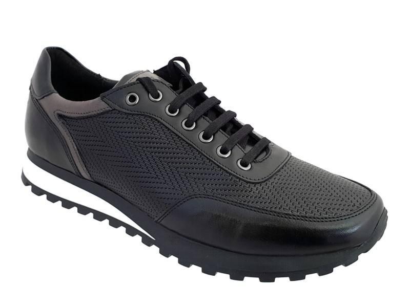 Ανδρικά Παπούτσια Kricket shoes 7000   Casual Δερμάτινα Σκαρπίνια