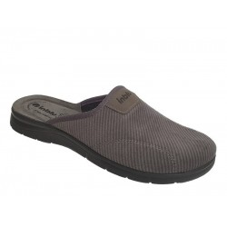 Παπούτσια INBLU BG000026 Γκρι Ανδρικές Παντόφλες