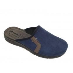 Παπούτσια INBLU BG000030 Μπλε Ανδρικές Παντόφλες