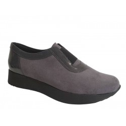 Παπούτσια Sabino 26319 Γκρι Γυναικεία Sneakers