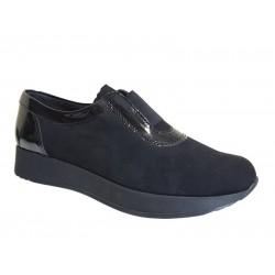 Sneakers Sabino 26319 Μαύρα Γυναικεία Παπούτσια