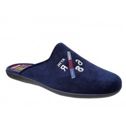 Sabino L294724 Μπλε | Ανδρικές Παντόφλες