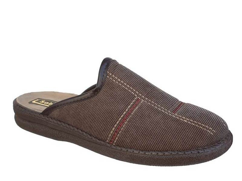 Ανδρικά Παπούτσια Sabino L3418624 Καφέ Ανδρικές παντόφλες