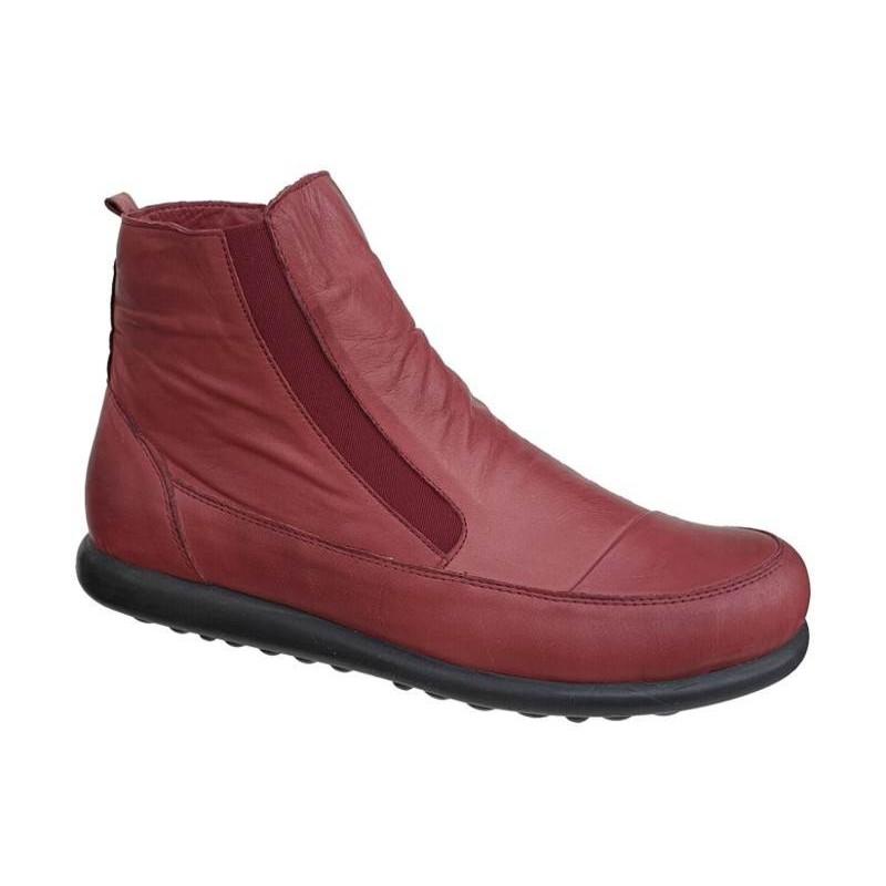 SAFE STEP SS99 Μπορντό Γυναικεία Μποτάκια - Γυναικεία Παπούτσια ... d28a6c55abc