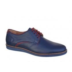 Ανδρικά Παπούτσια SOFTIES 6888 Μπλε Σκαρπίνια