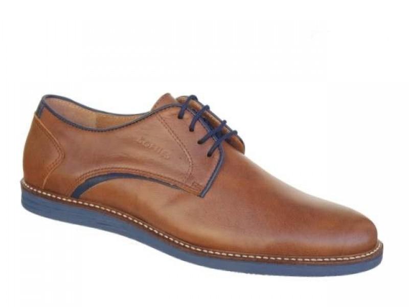 Ανδρικά Παπούτσια SOFTIES 6888 Ταμπά Σκαρπίνια   men shoes