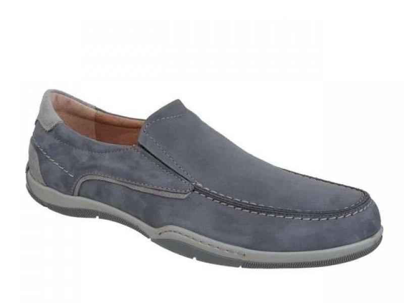 Ανδρικά Παπούτσια SOFTIES 6903 Γκρι Σπορ Μοκασίνια