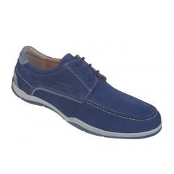 Ανδρικά Παπούτσια SOFTIES 6904 Μπλε Σκαρπίνια
