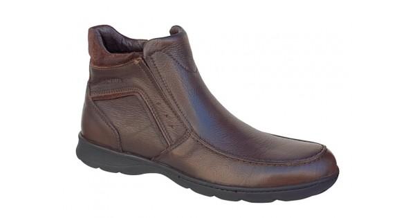SOFTIES 6930 Καφέ Σπορ Ανδρικά Μποτάκια - Παπούτσια c5c32205a63