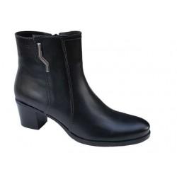 Δερμάτινα Παπούτσια SOFTIES 7942 Γυναικεία Μποτάκια.