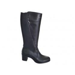 Γυναικεία Παπούτσια SOFTIES 7945 Μαύρες Μπότες
