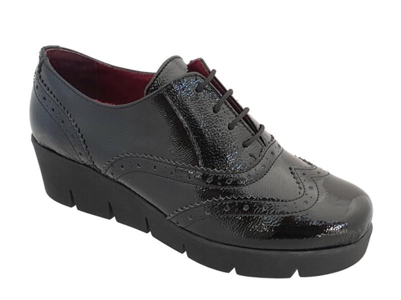 Γυναικεία Παπούτσια SOFTIES 7993 Μαύρα Σπορ Γυναικεία Μοκασίνια