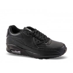 Spor - Sneakers - papoutsomania.gr Zak 5747 Μαύρα