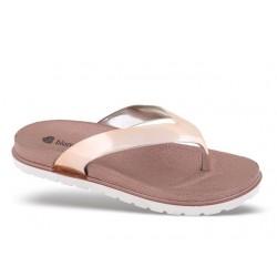 Παπούτσια ZAK Cubanitas 41009 Χαλκός Γυναικείες Σαγιονάρες