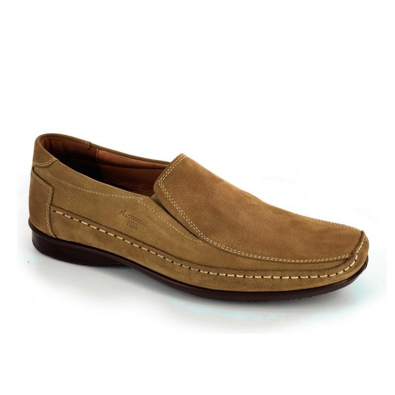 -25% Ανδρικά Παπούτσια Boxer 15284 30-114 Καφέ Μοκασίνια 5b1e1fcc154