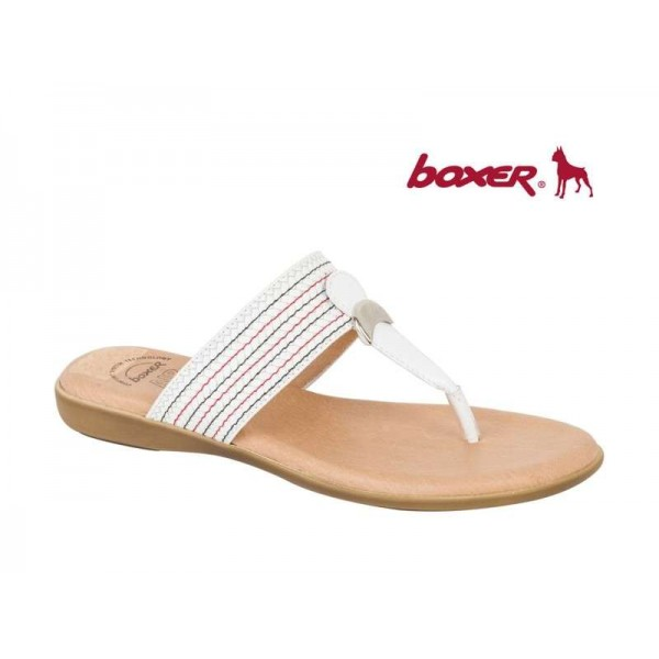 Boxer 82537 17-201 Λευκό