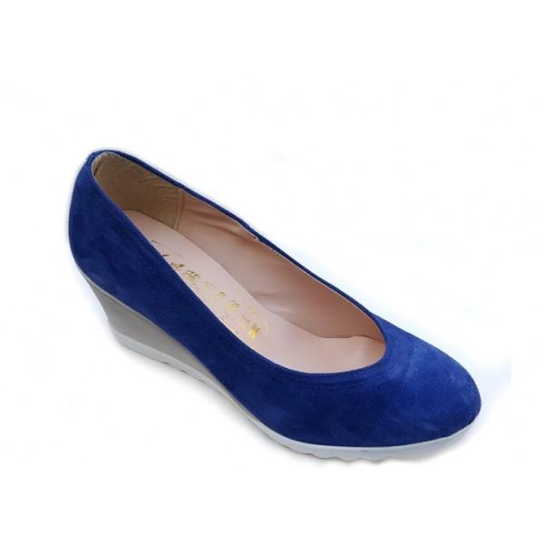 Female 4065 Μπλε καστόρι