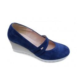 Female 4565 Μπλε καστόρι