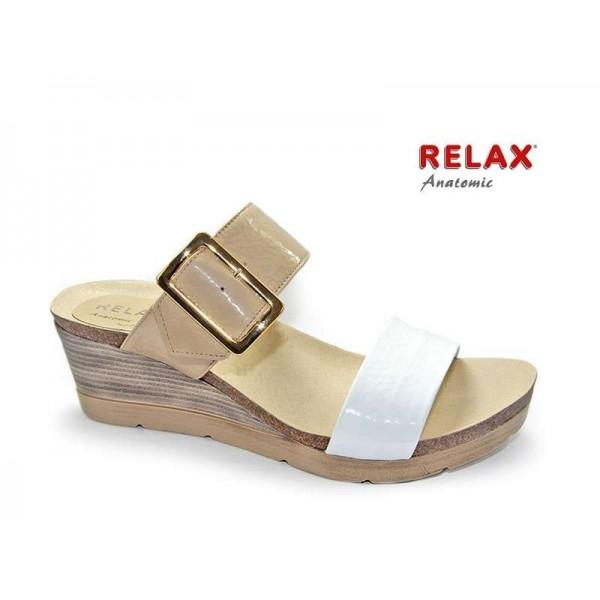 Relax anatomic 10631 Λευκό - Εκρού