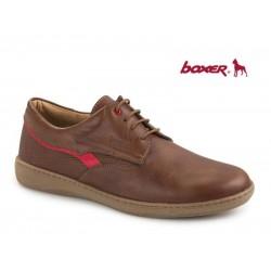 Ανδρικά Παπούτσια Boxer 21114 14-119 Ταμπά Σκαρπίνια
