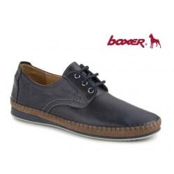Boxer 21122 12-016 Μπλε δέρμα