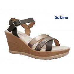 Sabino 5915-2 Μαύρο