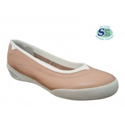 SAFE STEP 70106 Powder Γυναικεία Μοκασίνια d1f21470104