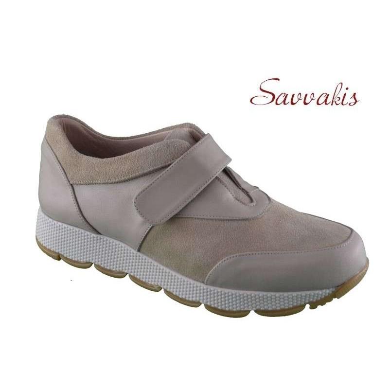 -40% Τελευταία Μεγέθη SAV 2002 Μπεζ Σπορ Γυναικεία Παπούτσια dc880d90299