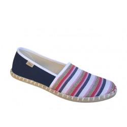 Παπούτσια Old Roof 0651 Μπλε Γυναικείες Εσπαντρίγιες