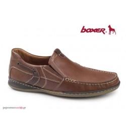 Ανδρικά Παπούτσια Boxer 21138 14-119 Ταμπά Boat Μοκασίνια