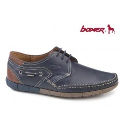 Boxer 21146 12-016 Μπλε