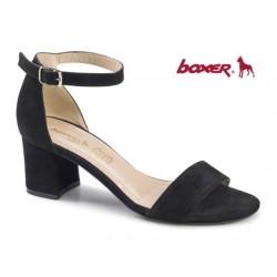 Boxer 59019 29-011 Μαύρο δέρμα καστόρι