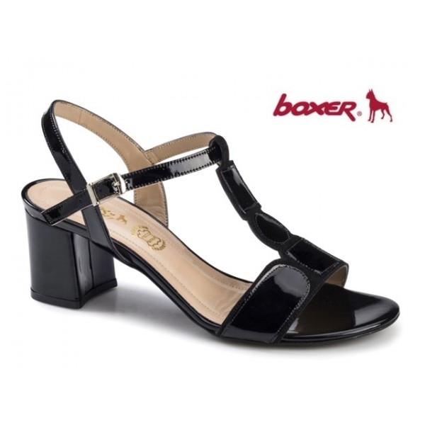 Boxer 59021 50-111 Μαύρο λουστρίνι
